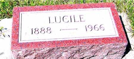 WARNOCK, LUCILE - Ida County, Iowa | LUCILE WARNOCK