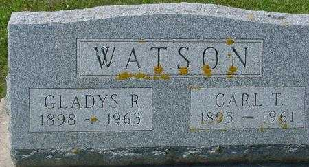 WATSON, GLADYS R. - Ida County, Iowa | GLADYS R. WATSON