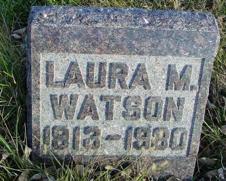 WATSON, LAURA M. - Ida County, Iowa | LAURA M. WATSON