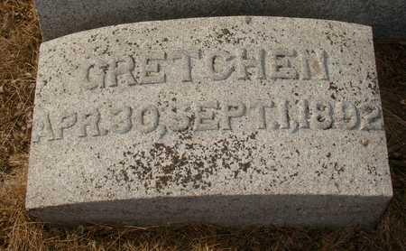 WECHLER, GRETCHEN - Ida County, Iowa | GRETCHEN WECHLER