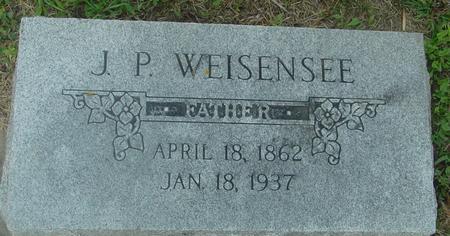 WEISENSEE, J. P. & FLORENCE - Ida County, Iowa | J. P. & FLORENCE WEISENSEE