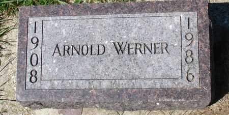 WERNER, ARNOLD - Ida County, Iowa | ARNOLD WERNER