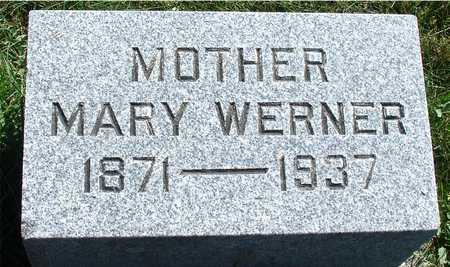 WERNER, MARY - Ida County, Iowa   MARY WERNER
