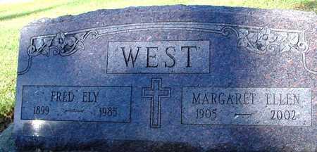 WEST, FRED & MARGARET - Ida County, Iowa | FRED & MARGARET WEST