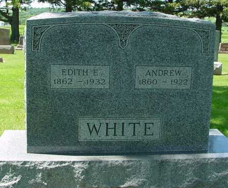 WHITE, ANDREW & EDITH - Ida County, Iowa | ANDREW & EDITH WHITE