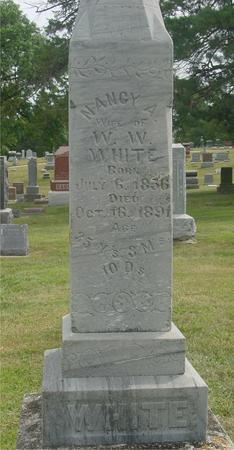 WHITE, NANCY A. - Ida County, Iowa | NANCY A. WHITE