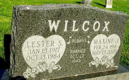 WILCOX, LESTER & MAXINE - Ida County, Iowa   LESTER & MAXINE WILCOX