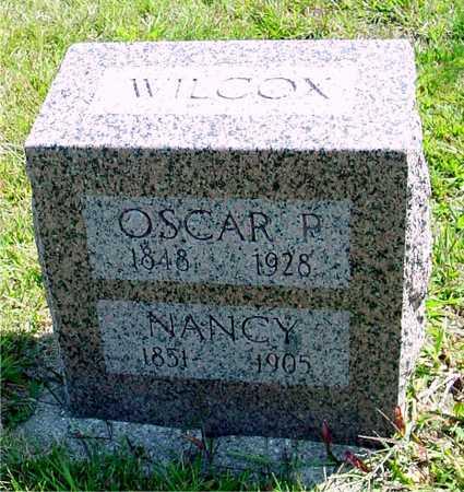 WILCOX, OSCAR & NANCY - Ida County, Iowa | OSCAR & NANCY WILCOX