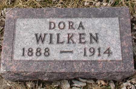 WILKEN, DORA - Ida County, Iowa | DORA WILKEN