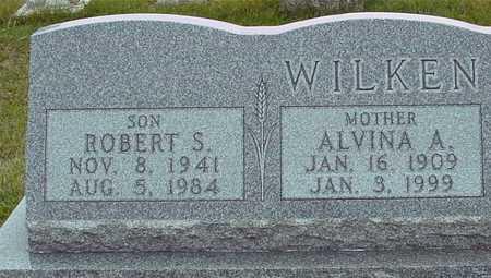 WILKEN, HENRY H. & ALVINA - Ida County, Iowa   HENRY H. & ALVINA WILKEN