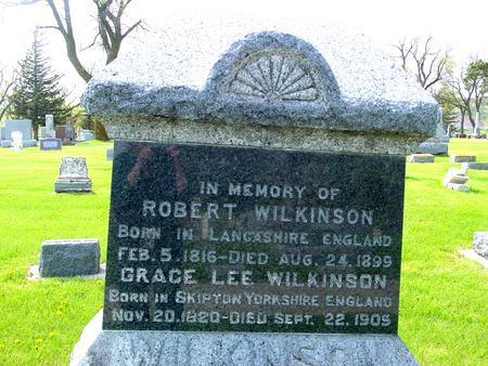 WILKINSON, ROBERT - Ida County, Iowa | ROBERT WILKINSON