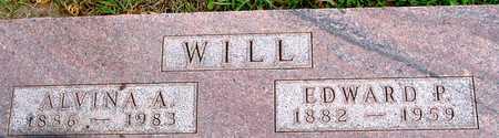 WILL, EDWARD & ALVINA - Ida County, Iowa | EDWARD & ALVINA WILL