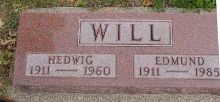 WILL, EDMUND & HEDWIG - Ida County, Iowa | EDMUND & HEDWIG WILL