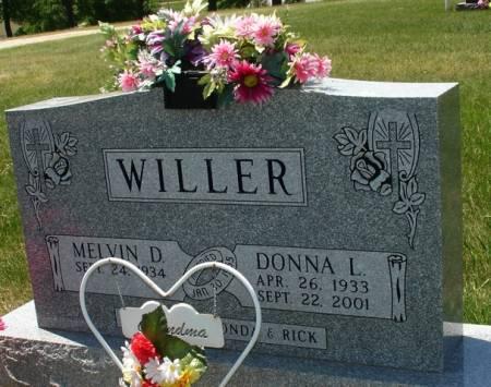 WILLER, DONNA L. - Ida County, Iowa | DONNA L. WILLER