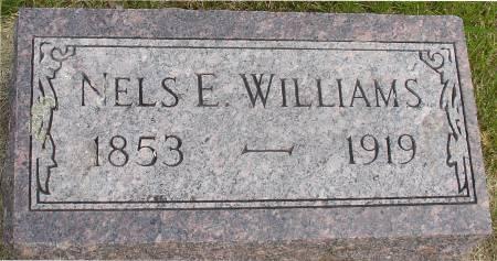 WILLIAMS, NELS E. - Ida County, Iowa | NELS E. WILLIAMS