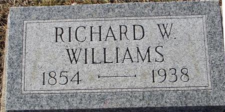 WILLIAMS, RICHARD - Ida County, Iowa | RICHARD WILLIAMS