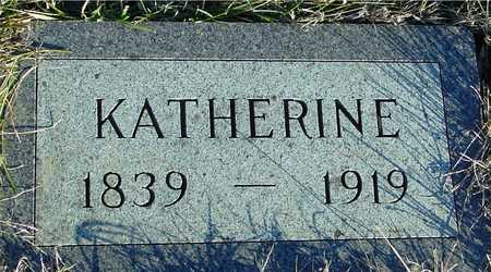 WILLIAMSON, KATHERINE - Ida County, Iowa | KATHERINE WILLIAMSON