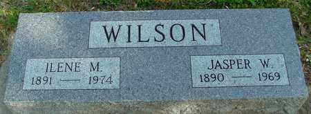 WILSON, JASPER & ILENE M. - Ida County, Iowa   JASPER & ILENE M. WILSON