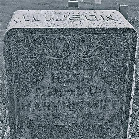HOUSE WILSON, MARY - Ida County, Iowa | MARY HOUSE WILSON