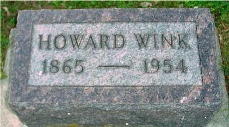 WINK, HOWARD - Ida County, Iowa | HOWARD WINK