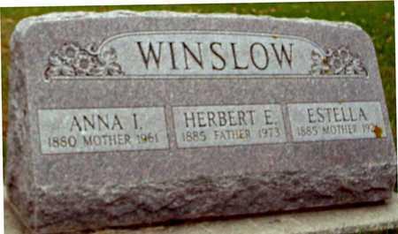 WINSLOW, ESTELLA - Ida County, Iowa | ESTELLA WINSLOW