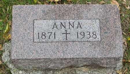 WISSINK, ANNA - Ida County, Iowa   ANNA WISSINK