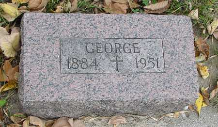 WISSINK, GEORGE - Ida County, Iowa   GEORGE WISSINK