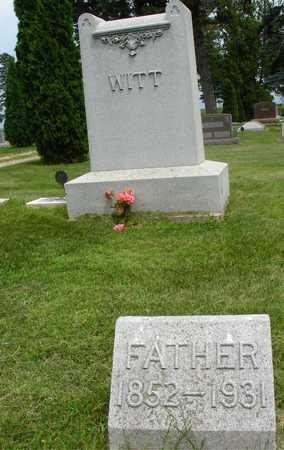 WITT, CHRIST - Ida County, Iowa | CHRIST WITT