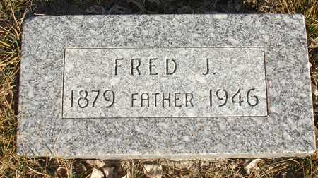 WITT, FRED J. - Ida County, Iowa | FRED J. WITT