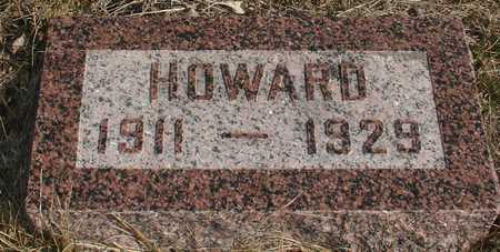WITT, HOWARD - Ida County, Iowa | HOWARD WITT