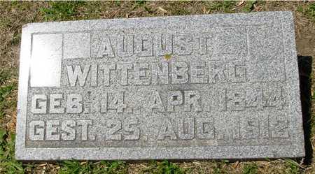 WITTENBERG, AUGUST - Ida County, Iowa | AUGUST WITTENBERG