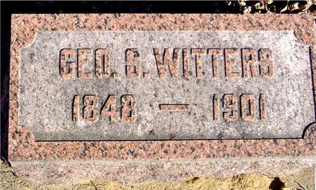 WITTERS, GEORGE S. - Ida County, Iowa | GEORGE S. WITTERS