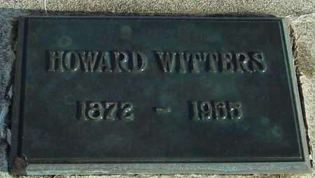 WITTERS, HOWARD - Ida County, Iowa | HOWARD WITTERS