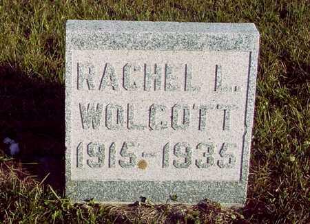 WOLCOTT, RACHEL L. - Ida County, Iowa | RACHEL L. WOLCOTT
