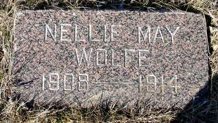 WOLFE, NELLIE MAY - Ida County, Iowa | NELLIE MAY WOLFE