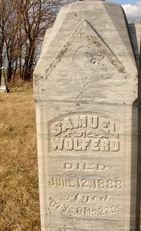WOLFERD, SAMUEL - Ida County, Iowa | SAMUEL WOLFERD