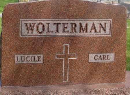 WOLTERMAN, CARL & LUCILE - Ida County, Iowa | CARL & LUCILE WOLTERMAN