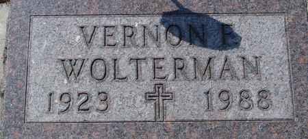 WOLTERMAN, VERNON FRANK - Ida County, Iowa   VERNON FRANK WOLTERMAN
