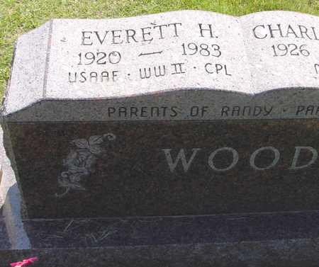 WOOD, EVERETT H. - Ida County, Iowa | EVERETT H. WOOD