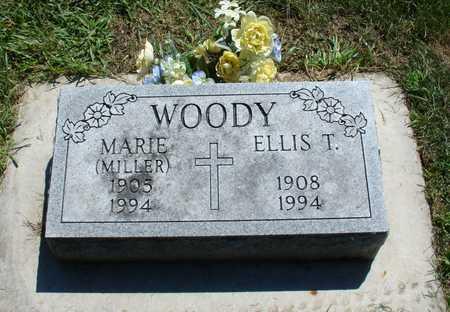 WOODY, ELLIS & MARIE - Ida County, Iowa | ELLIS & MARIE WOODY