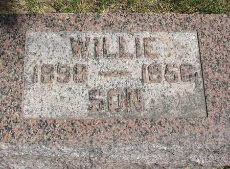 WULF, WILLIE - Ida County, Iowa | WILLIE WULF