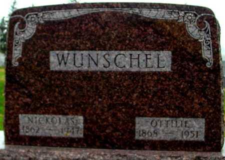 WUNSCHEL, NICKOLAS & OTTILIE - Ida County, Iowa | NICKOLAS & OTTILIE WUNSCHEL