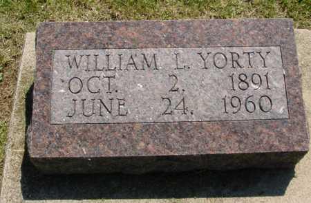 YORTY, WILLIAM L. - Ida County, Iowa | WILLIAM L. YORTY