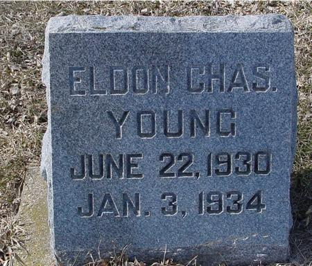 YOUNG, ELDON CHARLES - Ida County, Iowa | ELDON CHARLES YOUNG