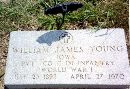 YOUNG, WILLIAM - Ida County, Iowa | WILLIAM YOUNG