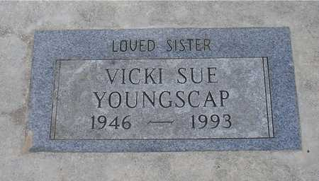 YOUNGSCAP, VICKI SUE - Ida County, Iowa   VICKI SUE YOUNGSCAP
