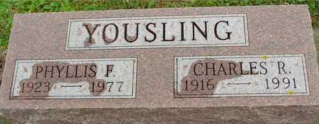 YOUSLING, CHARLES & PHYLLIS - Ida County, Iowa   CHARLES & PHYLLIS YOUSLING
