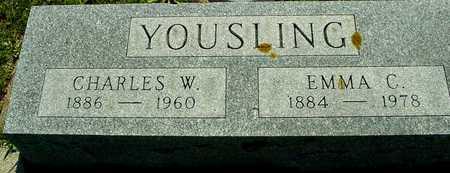 YOUSLING, CHARLES & EMMA - Ida County, Iowa | CHARLES & EMMA YOUSLING