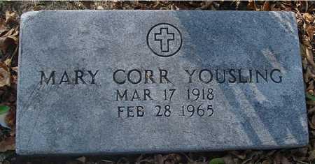 YOUSLING, MARY - Ida County, Iowa   MARY YOUSLING