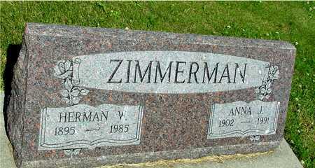 ZIMMERMAN, HERMAN & ANNA - Ida County, Iowa | HERMAN & ANNA ZIMMERMAN